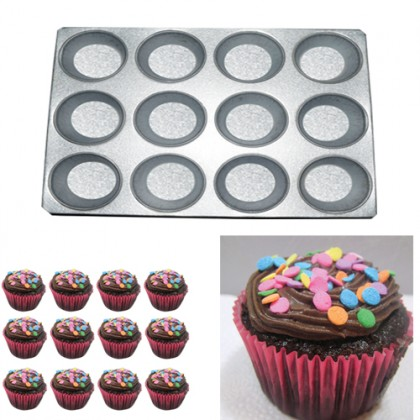 12 Cups Muffin Tray Yorkshire Pudding Tray Cupcake Tray cupcake mould tins pan